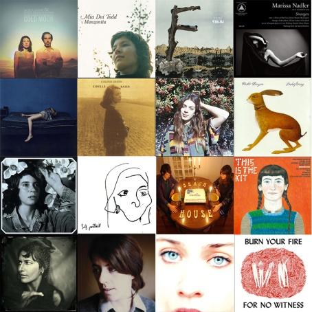 melliflous-maidens-playlist